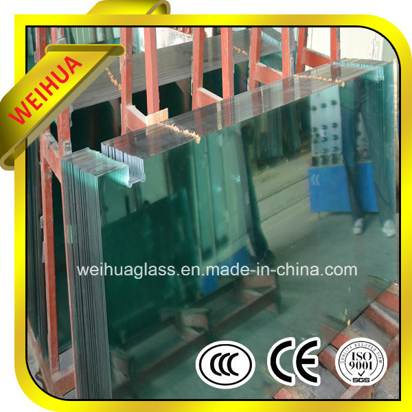 4mm/6mm/8mm/10mm/12mm/15mm/19mm/Safety and Curved Toughened Glass pictures & photos