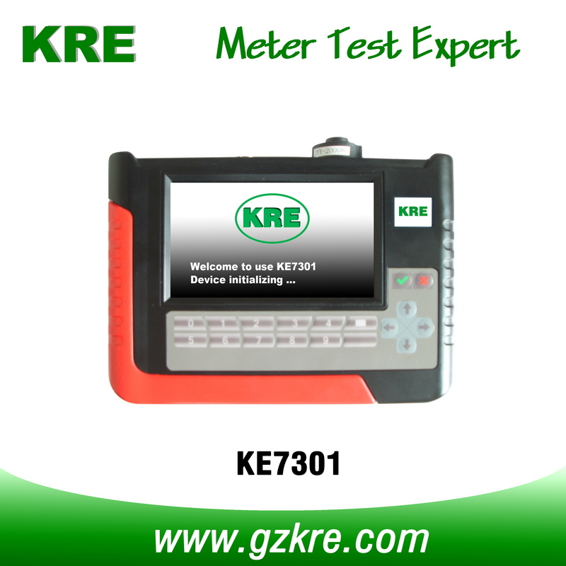 Class 0.3 Handheld Three Phase Reference Standard Meter with Clamp CT Current Input