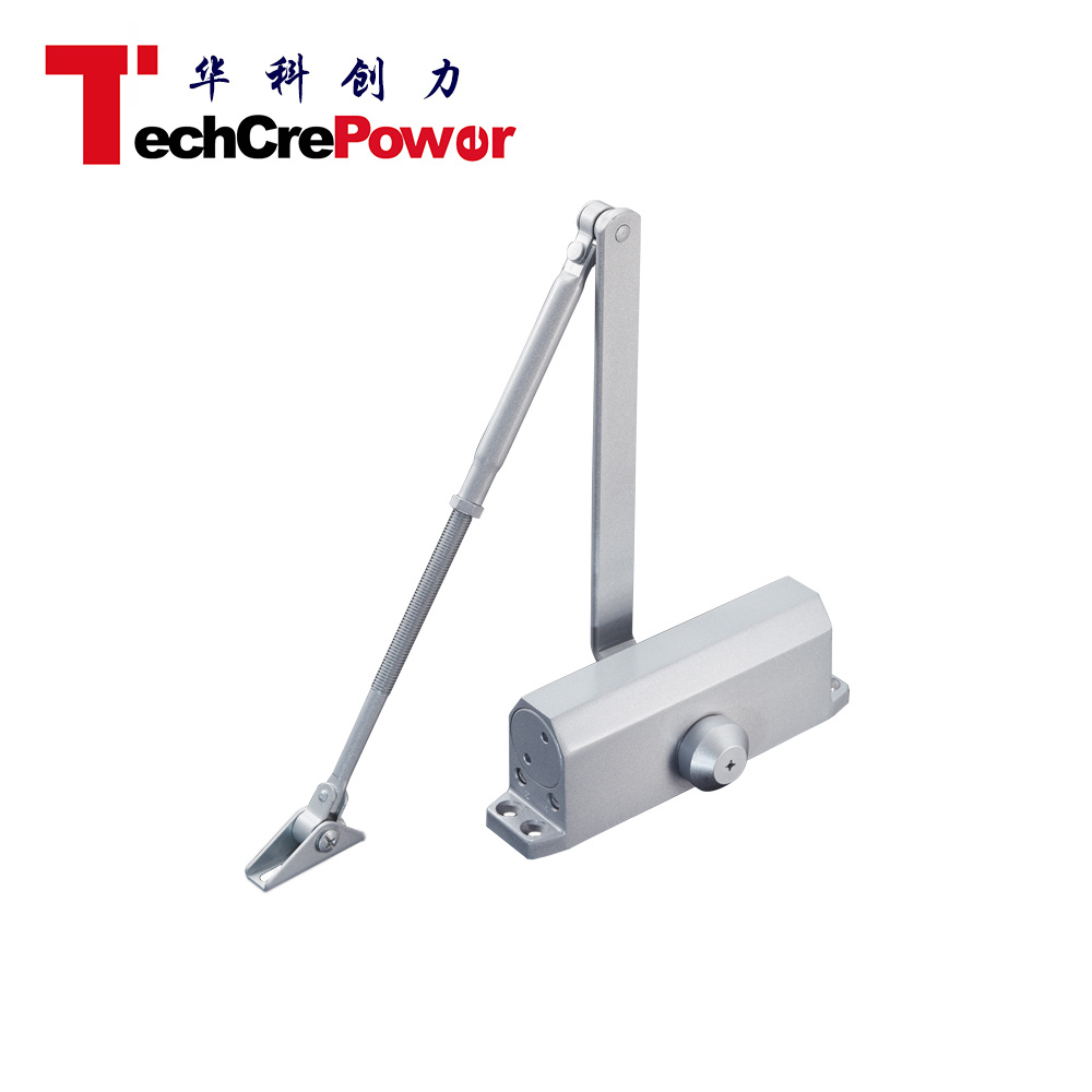 High-Quality Heavy Duty Fireproof Alloy Auto Door Closer pictures & photos
