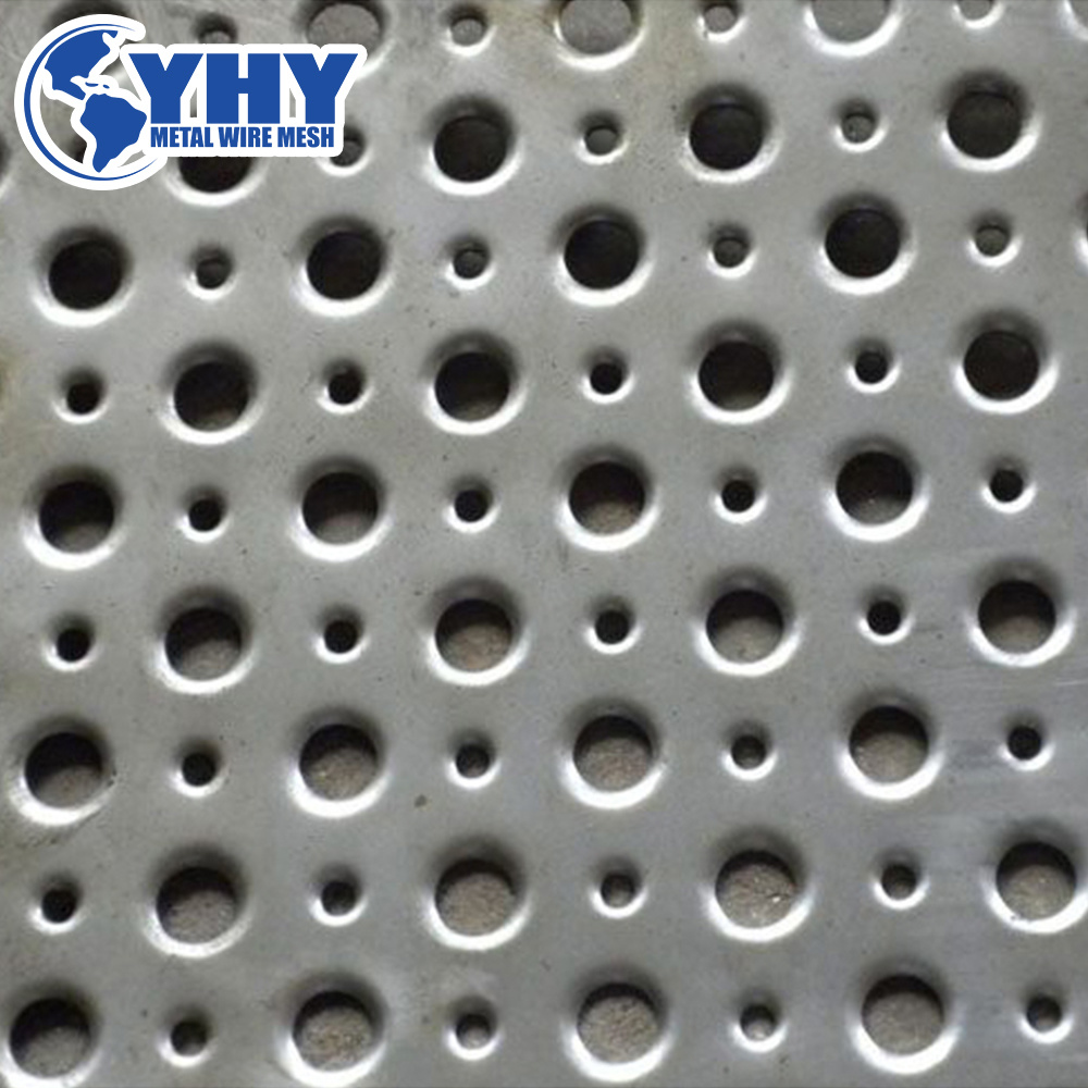 China Perforated Metal Mesh Sheets Road Construction - China Sheet ...