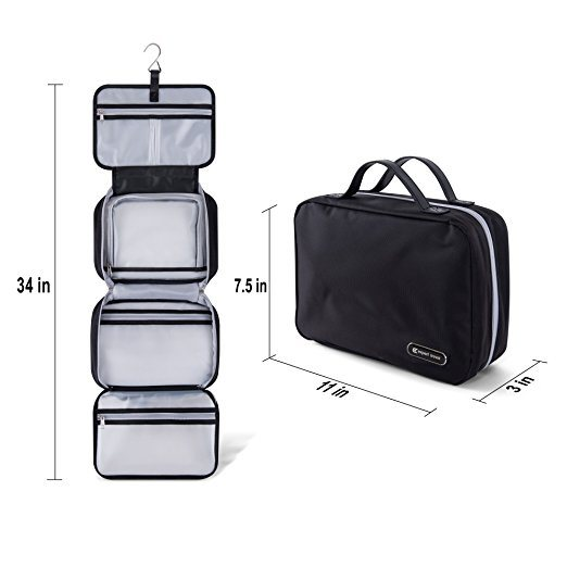 b00b7db6a8 China Hanging Toiletry Bag Travel Kit for Men and Women Bag - China ...