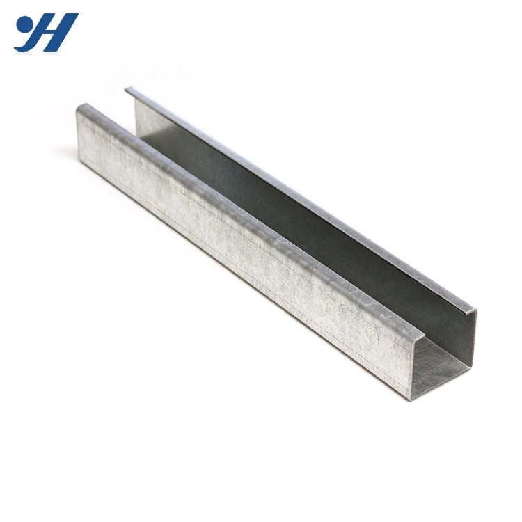 China C Section Beam C Shape Steel Beam C Channel Sizes Photos Pictures Made In China Com