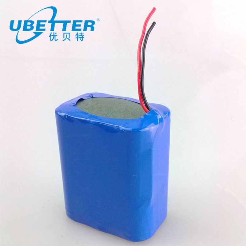 14 8V 8800mAh Lithium Ion Battery of High Speed Rail Track Detector