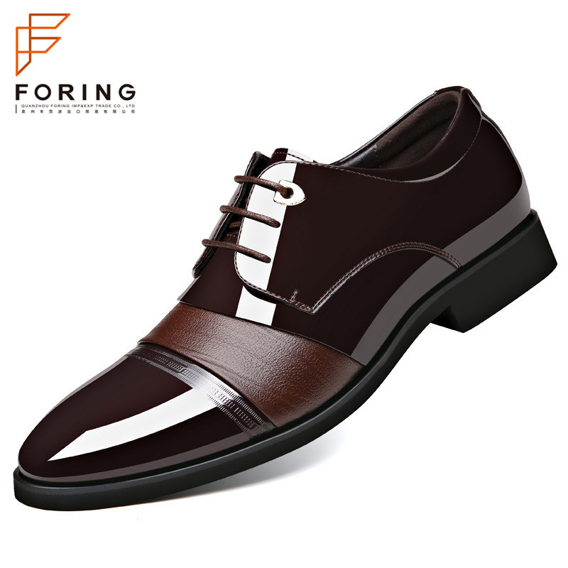 1bdd6b822c5bf China Online Shopping Microfiber Upper Men Leather Oxford Dress Shoes Brands