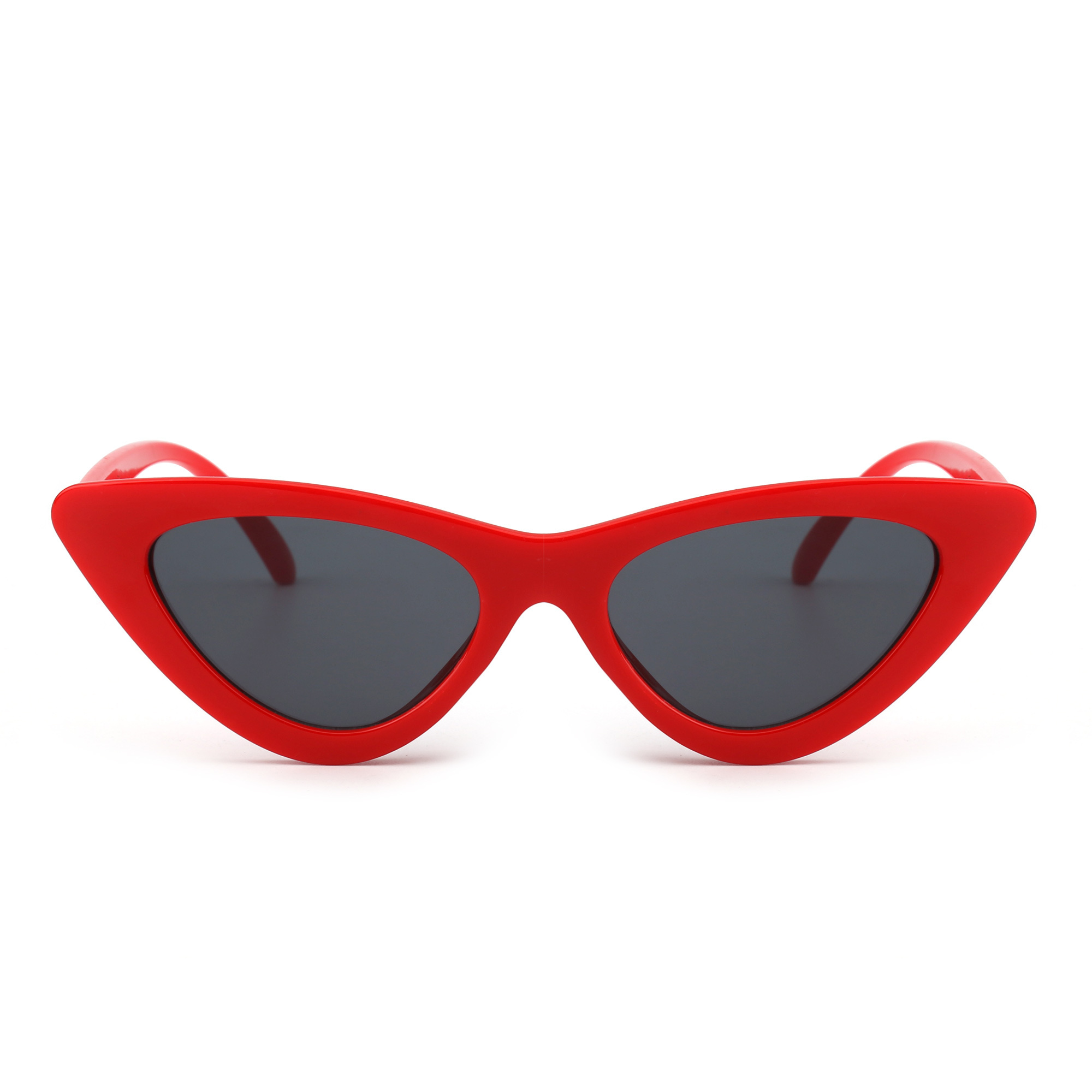 fae9ae3f905f 2019 Hot Sale Brand Designer Cat Eye Sunglasses Retro Small Red Sun Glasses