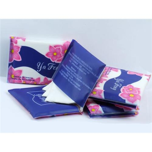 Advertising Wholesale Mini Wallet Pocket Facial Tissue Paper