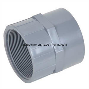 Large Diameter PVC Pipe Fitting DIN Standard for Water Supply