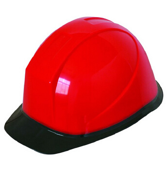 H Guard Safety Helmet with Colored Visor Ntb-2