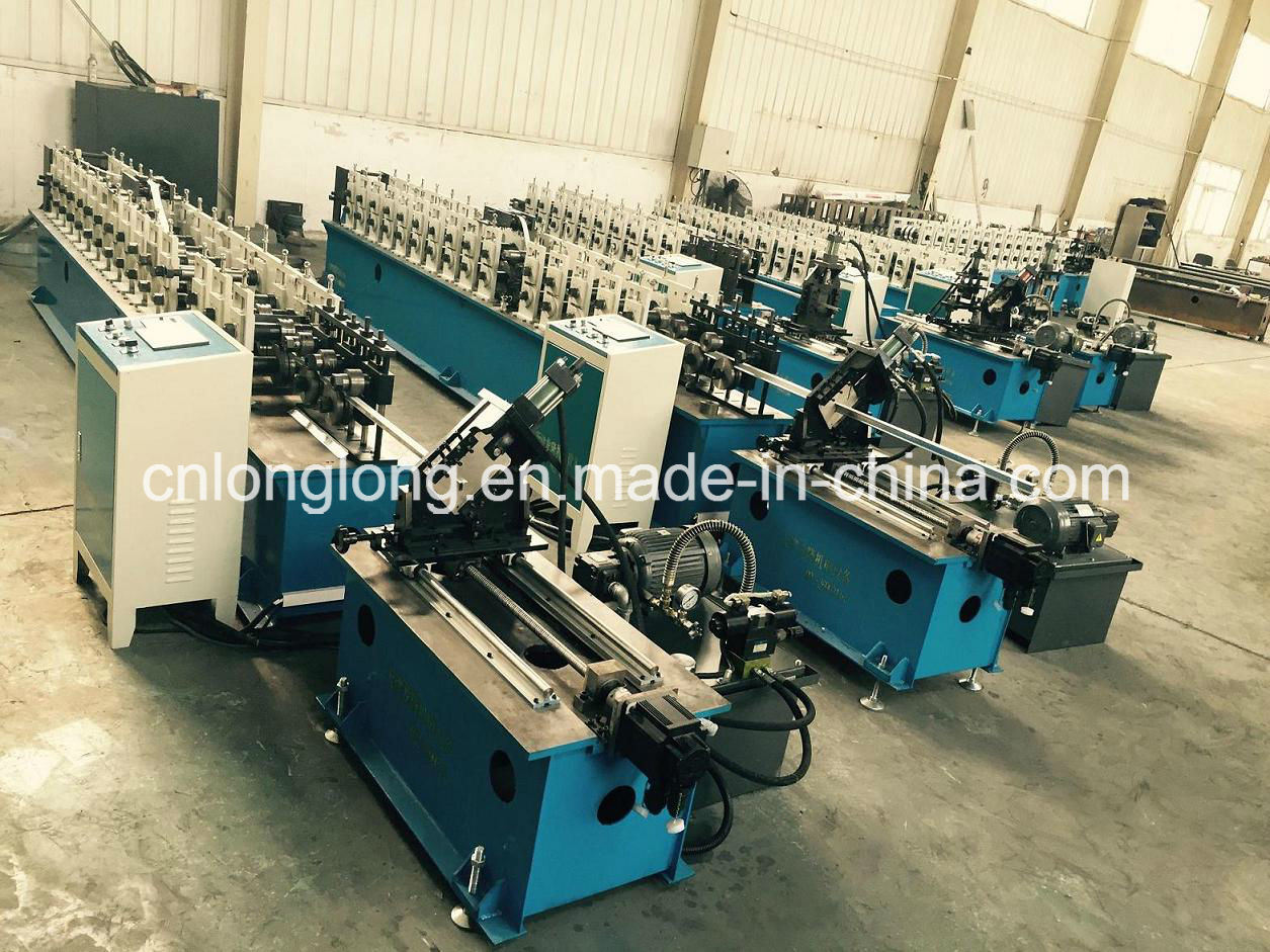 T Bar Roll Forming Machine for Decoration Usuage