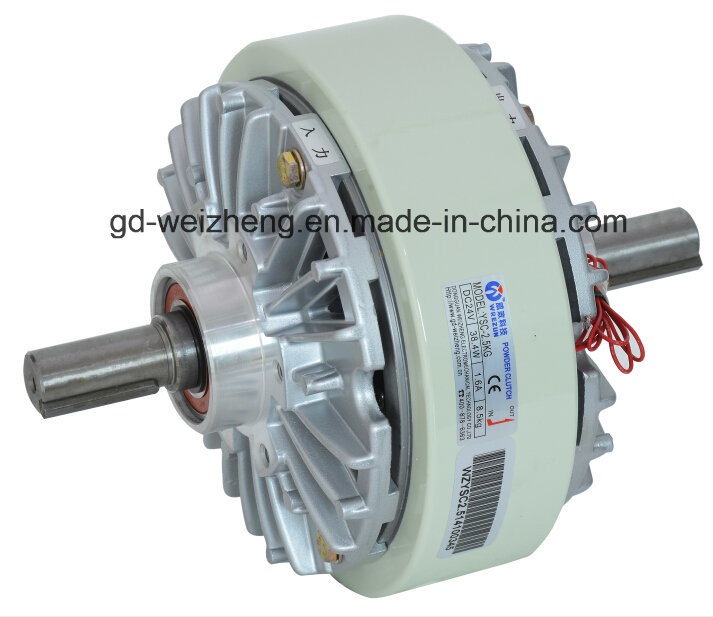 China 6nm Ysc 0 6 Magnetic Powder Clutch For Winding