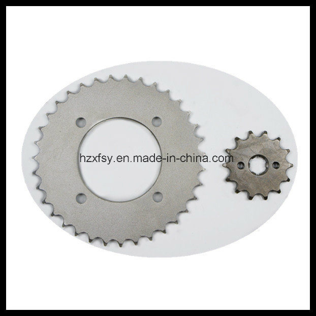 One Punch Forming Motorcycle Sprocket pictures & photos