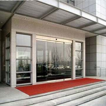 China Mbsafe Commercial Automatic Sliding Glass Doors Mbs 90 4