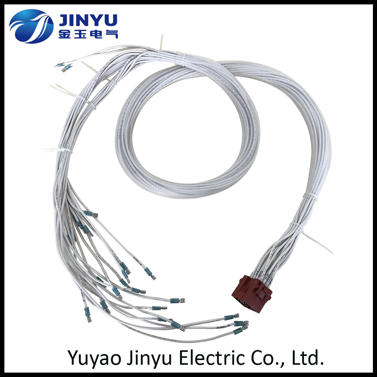 China Wire Harness Assembly Use in Automobile Equipment - China Wiring  Harness, Cable Assemble