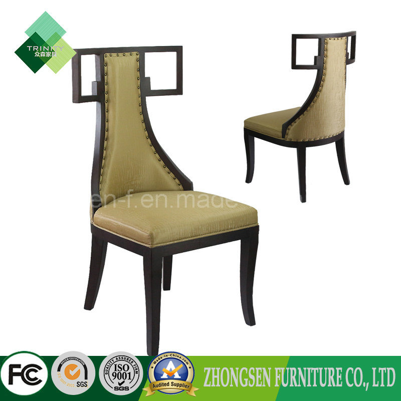 Hot Item 2017 Innovative Product Antique High Back Chair For Dining Room