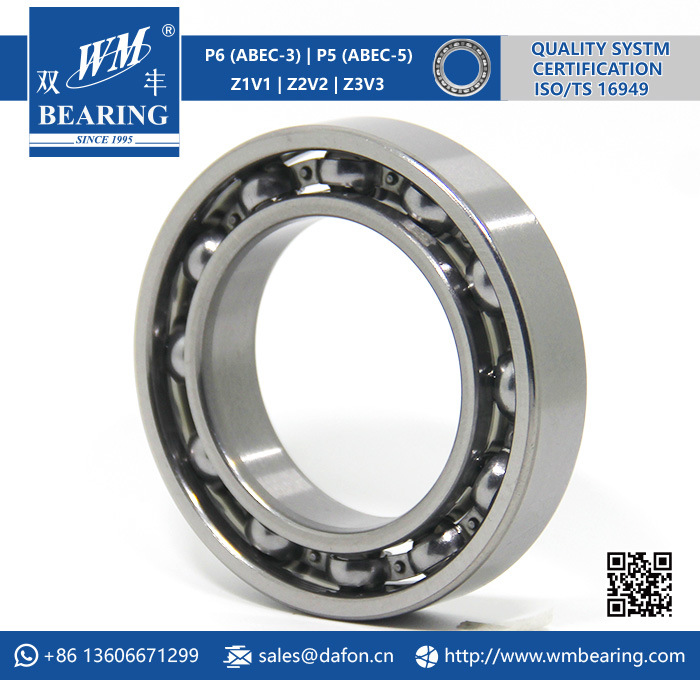 6010 Zz 2RS High Speed Spindle Radial Ball Bearing pictures & photos