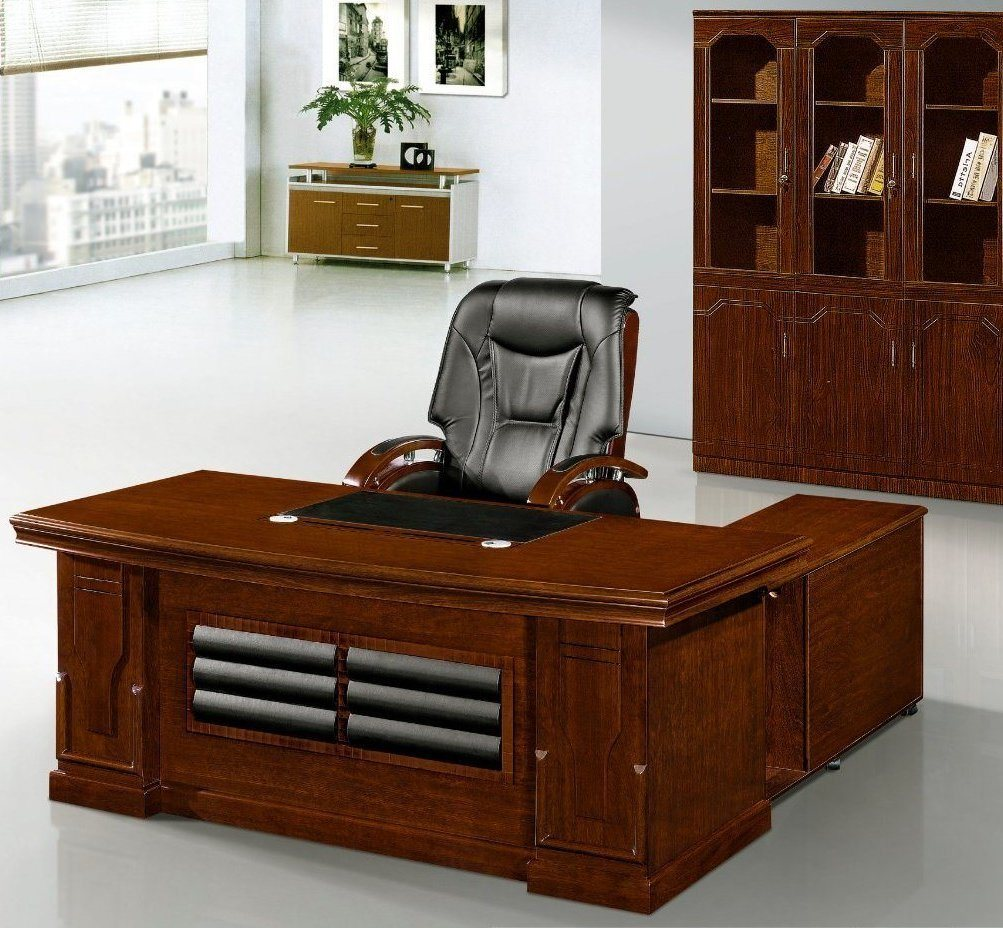 [Hot Item] Hot Sale Latest Office Table Designs Executive Manager Office  Desk (FECA11)
