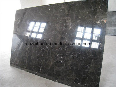 China Dark Emperador Marble Tile/Slab/Step/Countertop pictures & photos