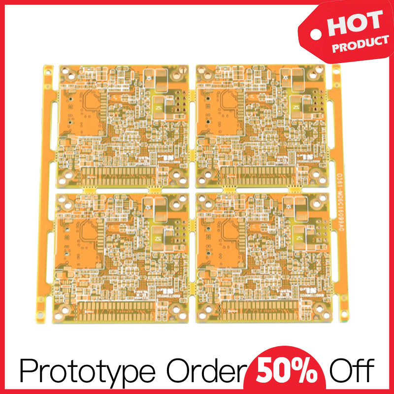 One-Stop Advanced LED PCB Assembly with High Quality