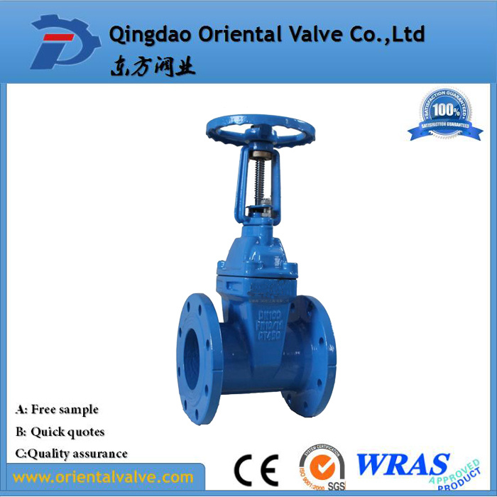 "API 6"" Inch Flange Wcb Industrial Gate Valve with Prices pictures & photos"