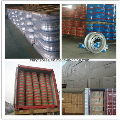 Steel Tyre Alloy Wheel Rim for Trucks and Trailers pictures & photos
