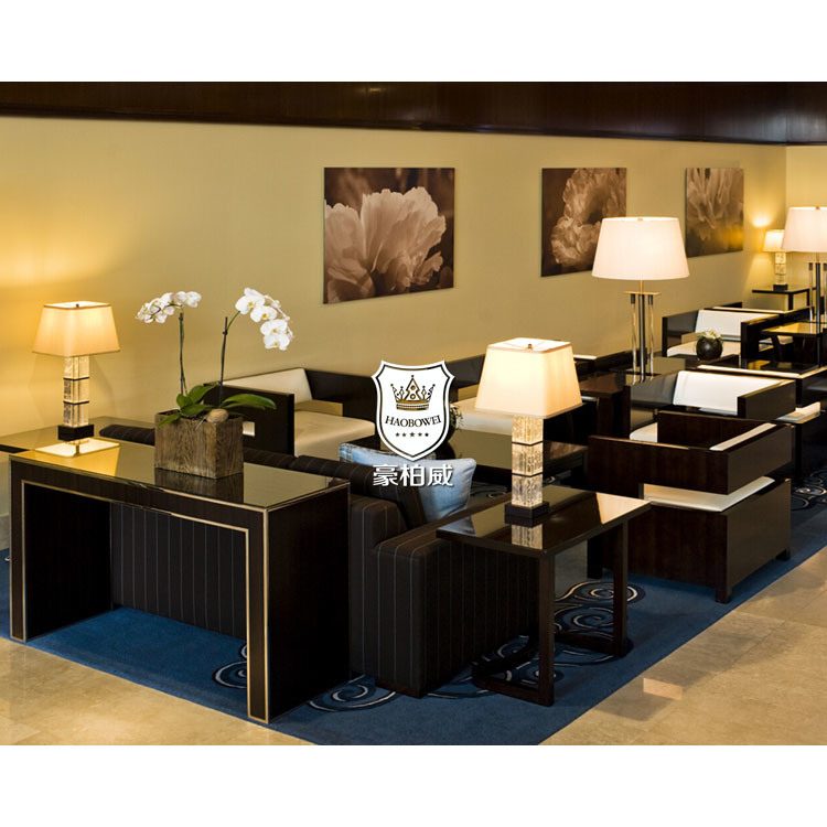 Merveilleux High End Glossy Commercial Lobby Furniture For Business