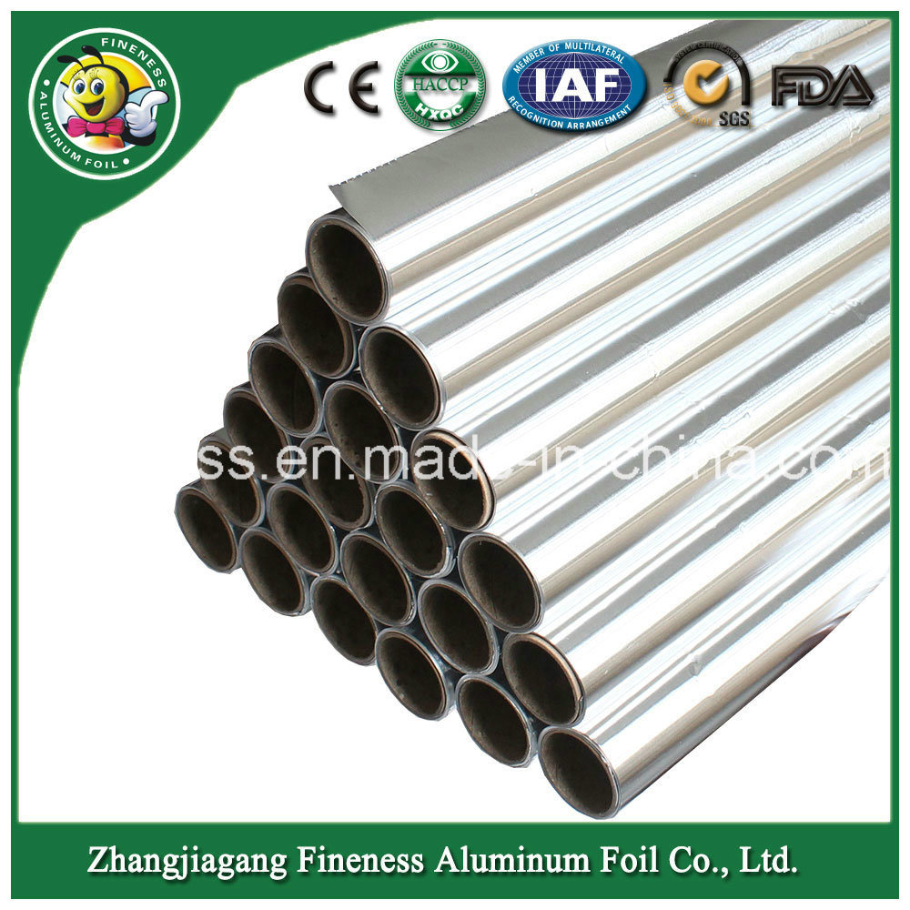 Food Aluminum Foil Roll (FA358) for Packing pictures & photos