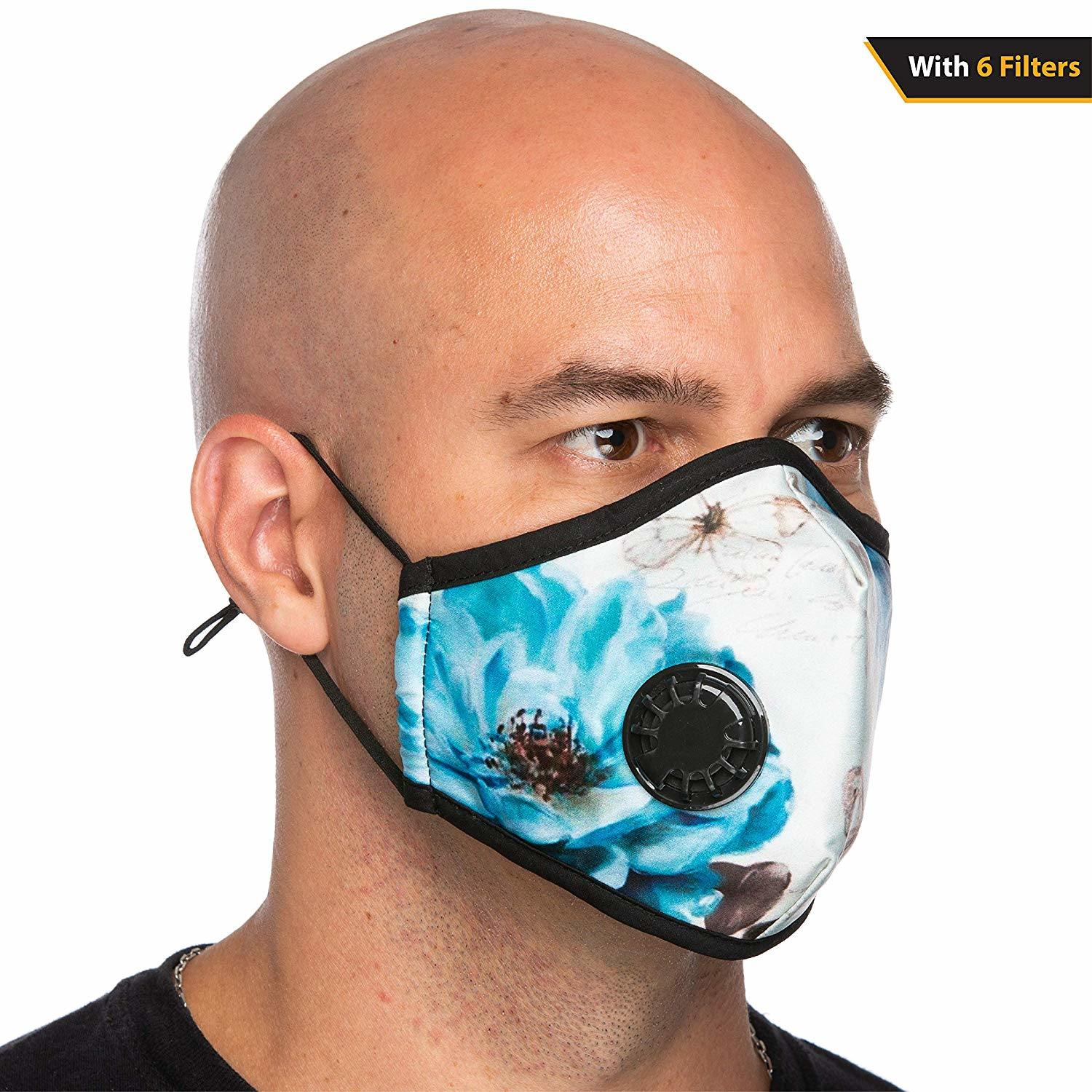 100 surgical dust filter mask