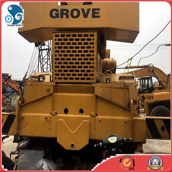 80ton Grove off-Road Wheel Crane Rough Terrain Crane pictures & photos