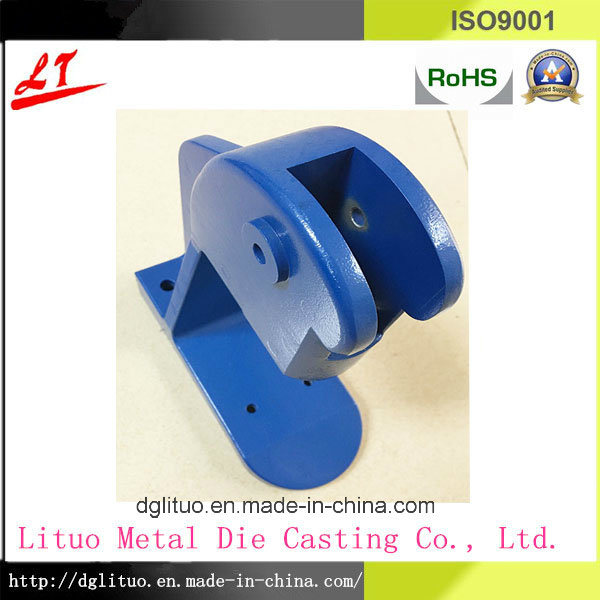 Hardware Aluminum Die Casting Components for Telecommunications Devices pictures & photos
