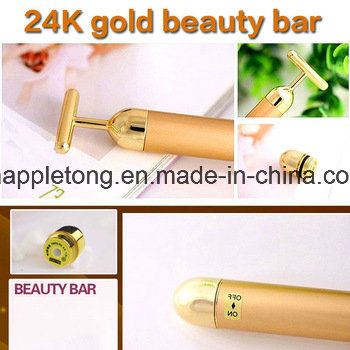 24k Beauty Bar Facial Electric Beauty Bar Skin Beauty equipment pictures & photos