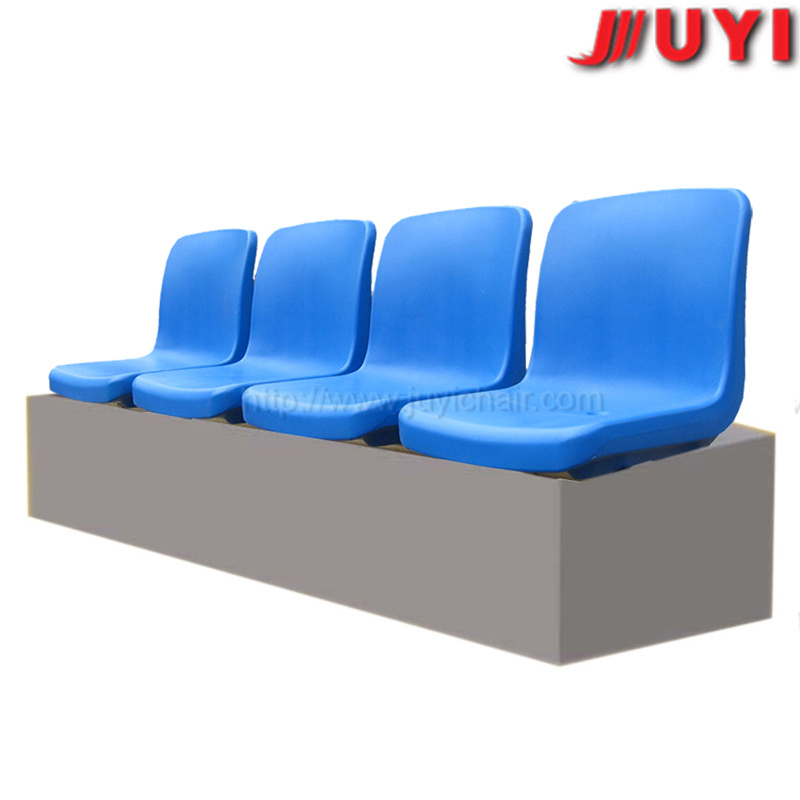 Woven Armless Green for Concert Camping Commercial Football Commercial Portable Stadium Seats Factory Plastic Chairs