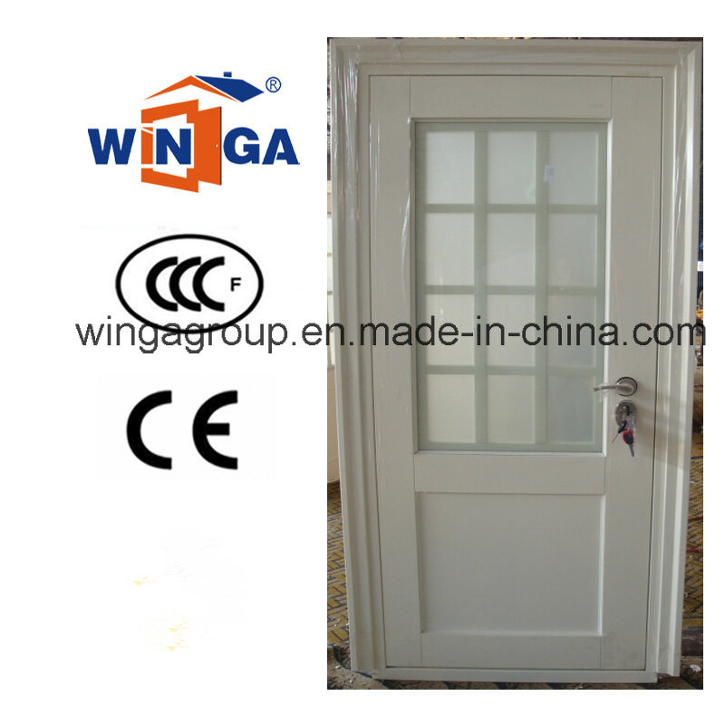 China Middle East Europ Usa French Wingawhitecolor Steel Glass