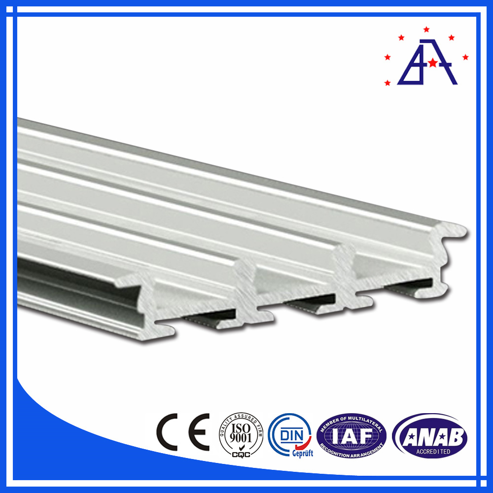 Aluminum Alloy Profile for LED Gap Cover