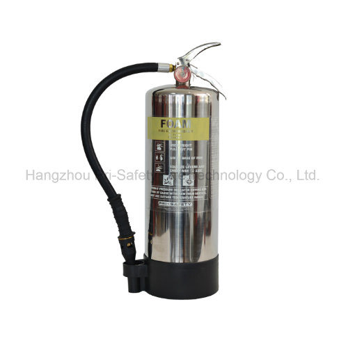 China Afff3% Foam Stainless Steel Fire Extinguishers with Ce ...
