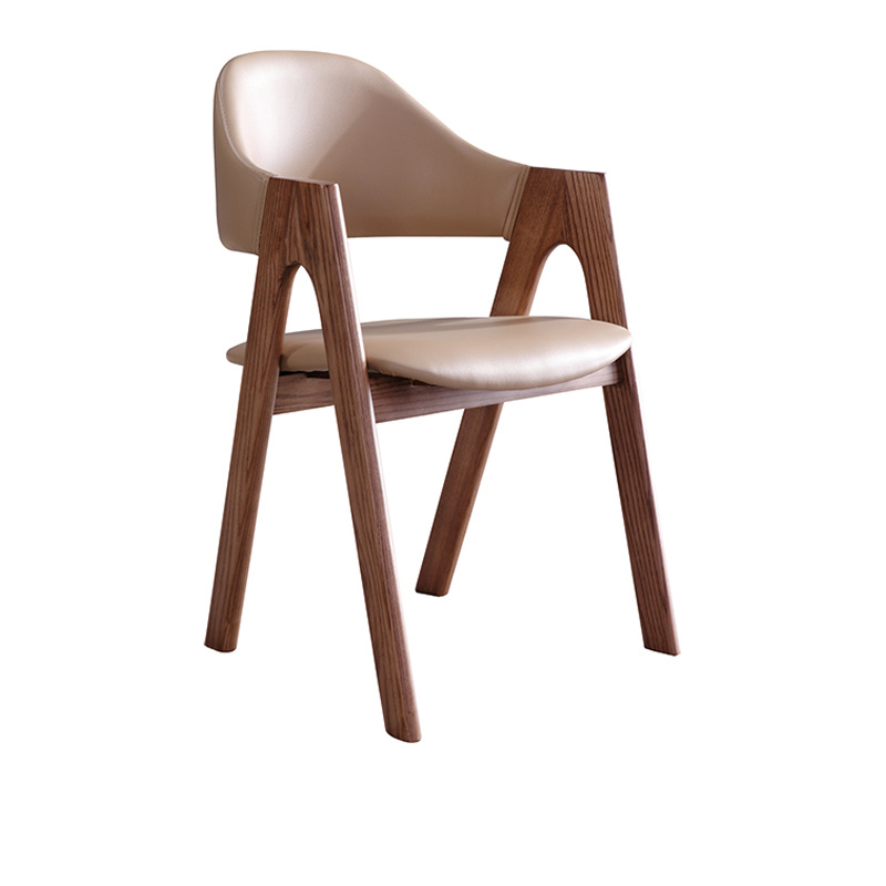 Hot Item Modern Solid Wood Restaurant Nordic Chair Scandinavian Furniture For Home