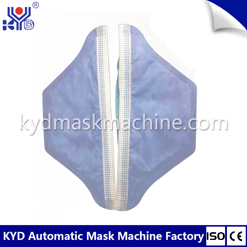 China Respirator Duckbill Mask Disposable Efficiency High Face