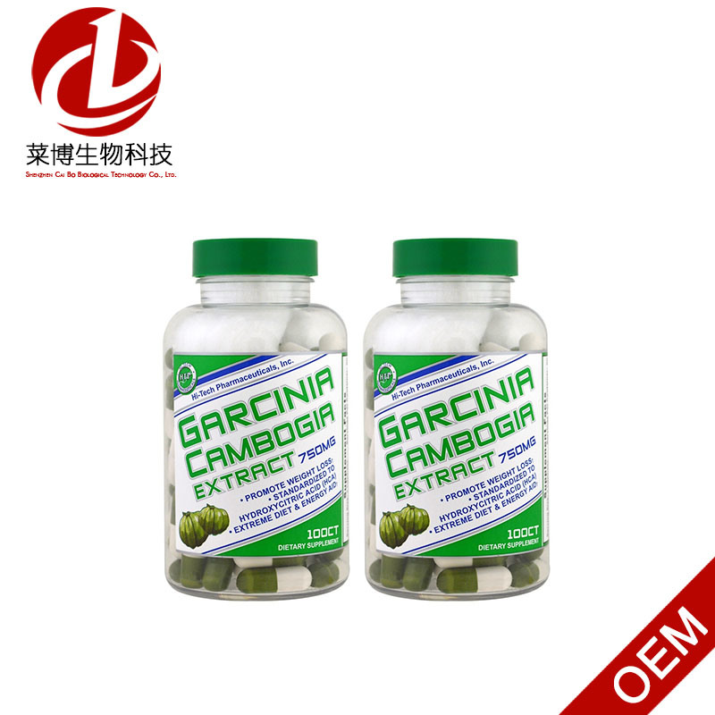 Hot Item Hi Tech Pharmaceuticals Garcinia Cambogia Extract 750 Mg 100 Capsules