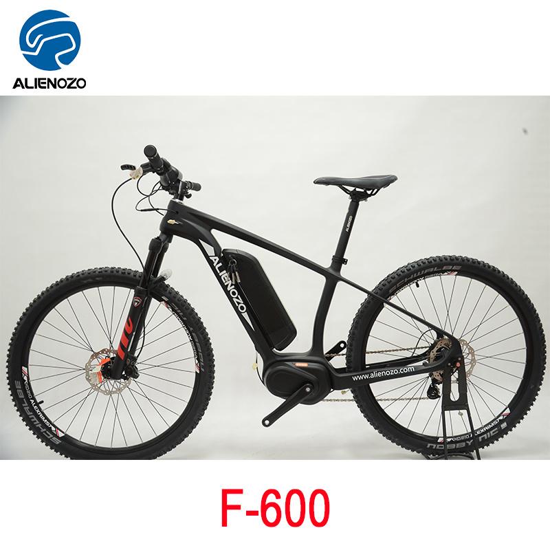 [Hot Item] Two Wheel Bike Shimano Steps Fat Tire Electric Bike Ebike