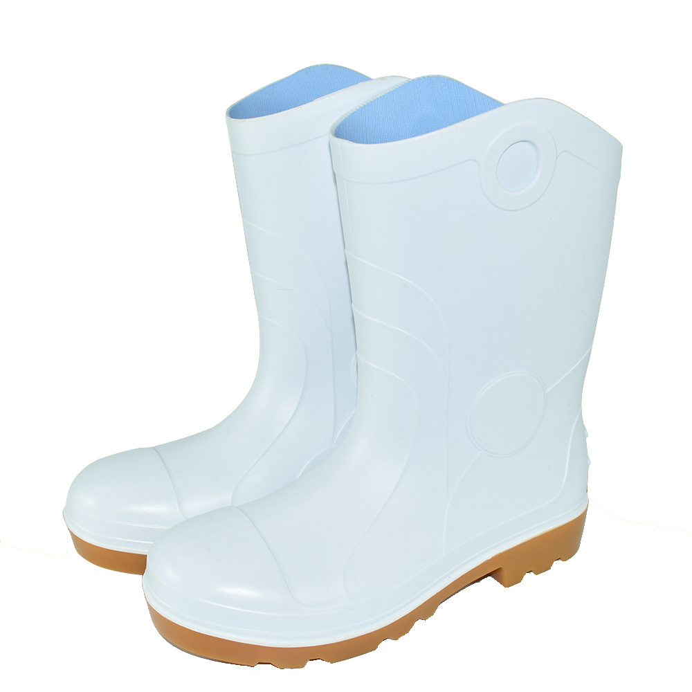 China White Safety Shoes Safety Boots