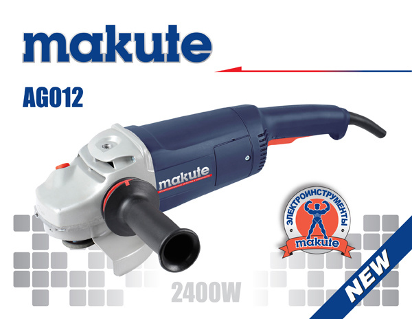 China Without Variable Speed 9 Angle Grinder AG012