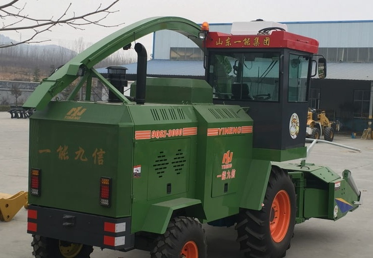 9qsz-3000 Green (yellow) Forage Harvester Yinengjiuxin pictures & photos