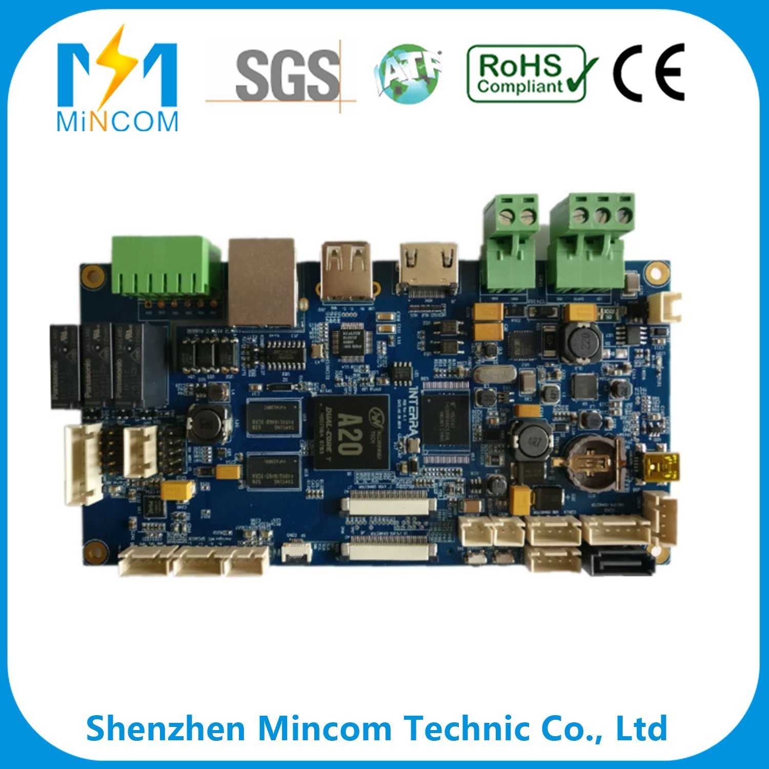 Quick Turn Printed Circuit Boards Layers Multilayer Pcb Board China Inspection For Aviation Pcba Electronics 1500x1500