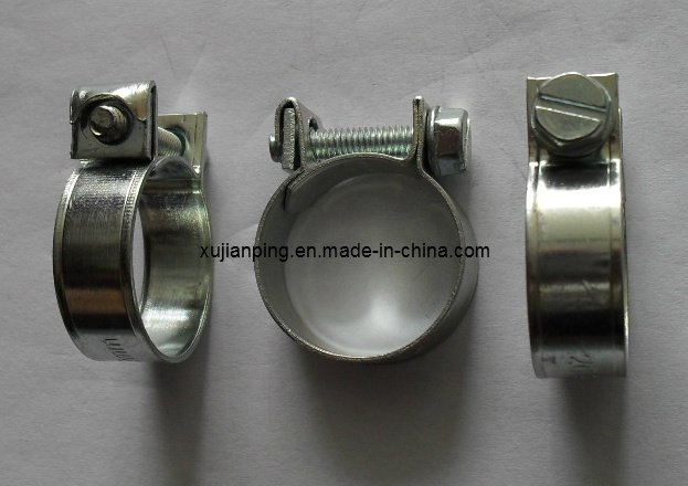 Stainless Steel 304 Mini Hose Clamp