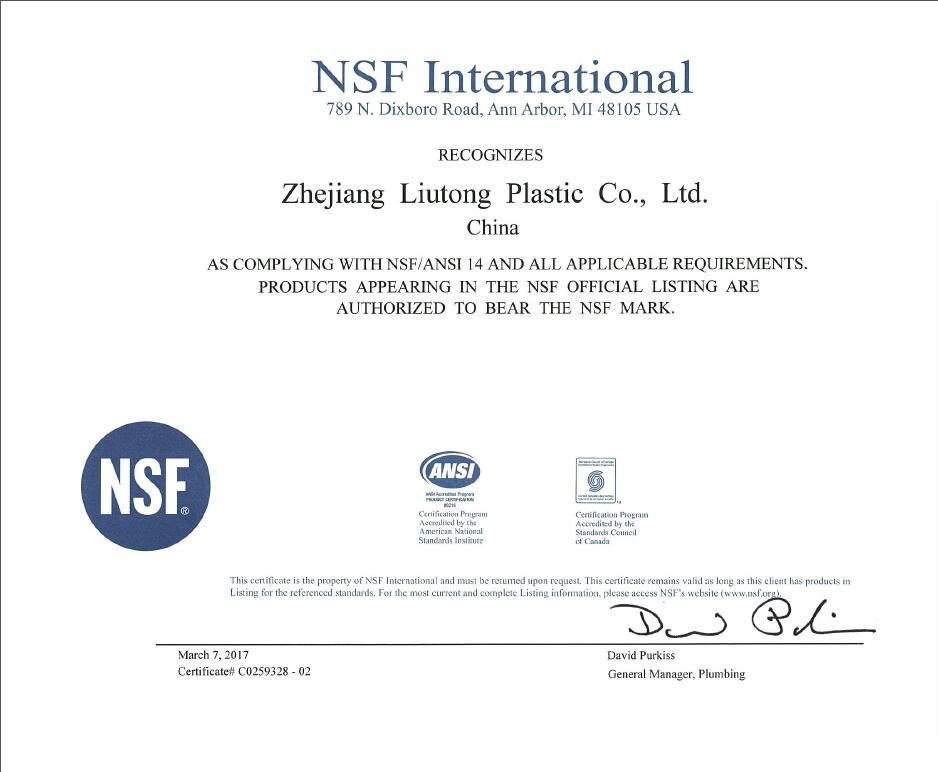 China Astm Schedule 80 Standard Pvc Pipe For Supply Water With Nsf