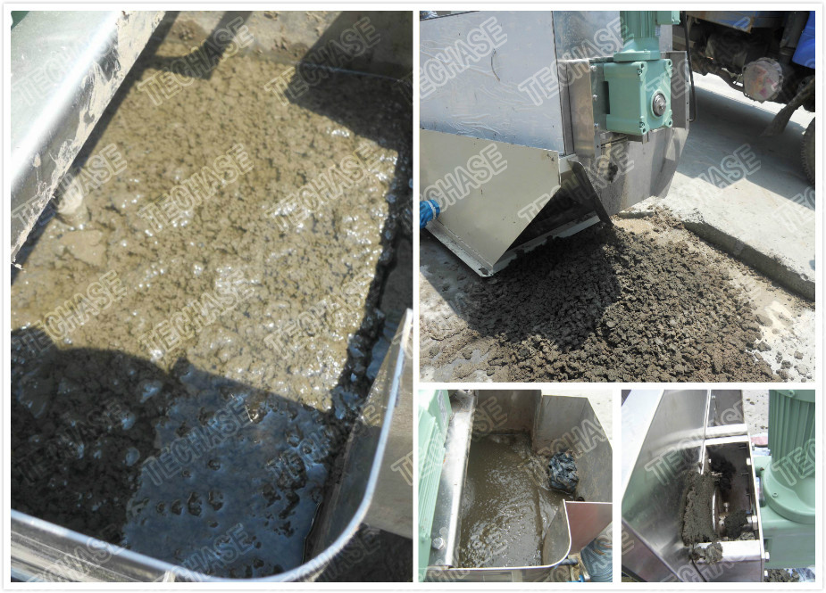 industrial Wastewater Treament Plant Sludge Dewatering Dehydrater pictures & photos