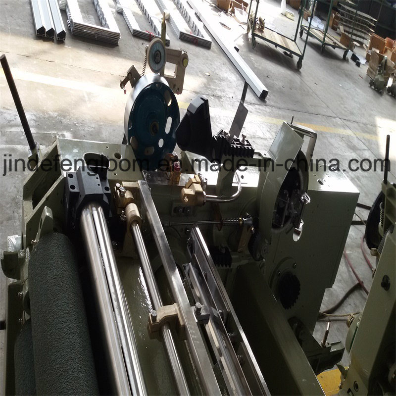 230cm Plain Shedding Double Nozzle Water Jet Machine Weaving Loom