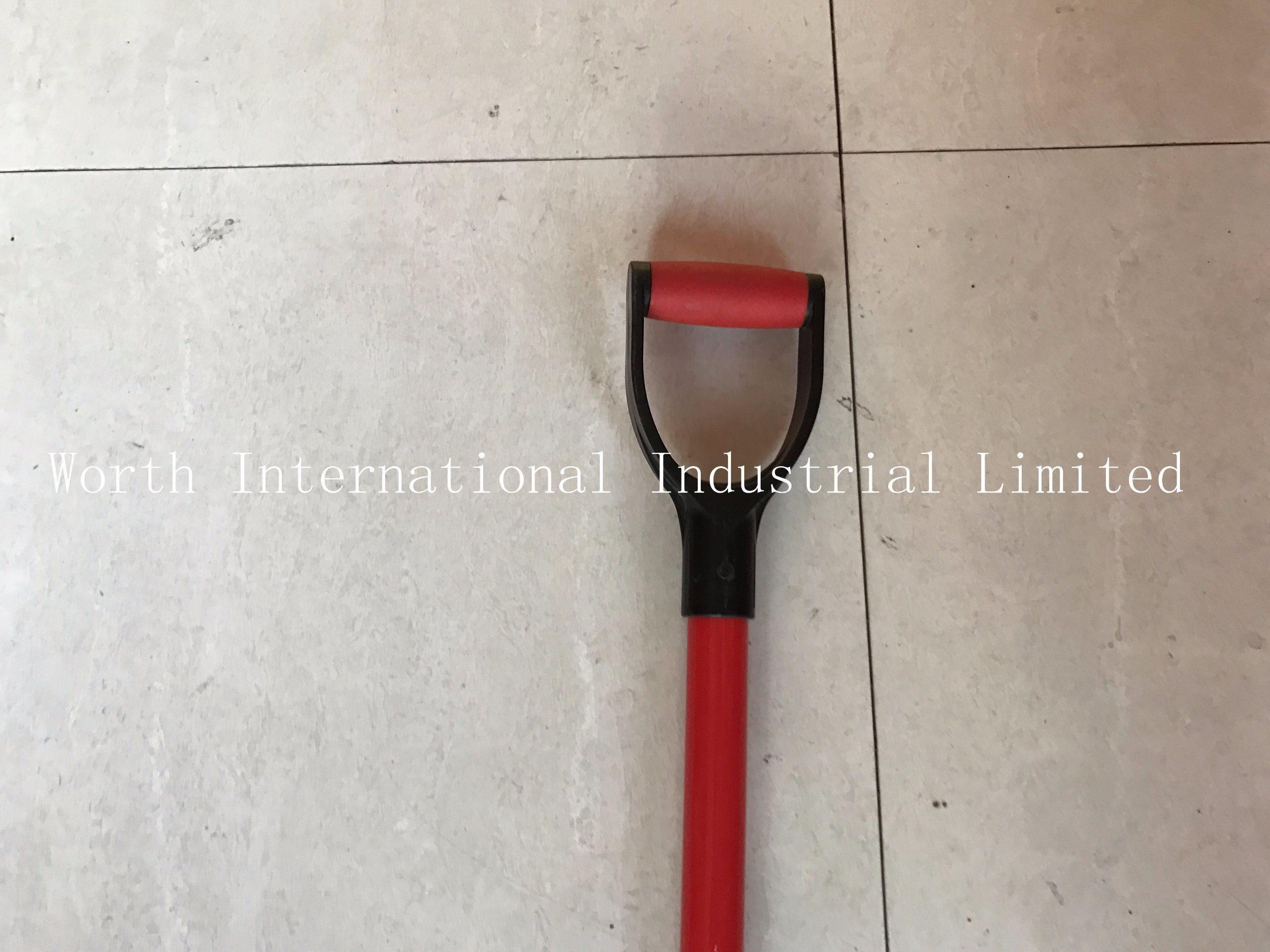 Fiberglass Handle Shovel D Grip pictures & photos