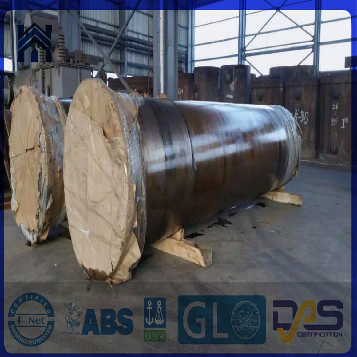 Hot Forging Steel Round Bars Alloy Steel C45cr/En24,