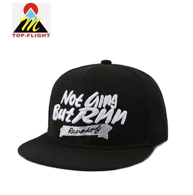 1c050781 China OEM 100% Acrylic Custom Embroidery Snapback Cap - China Flat Cap, Hip  Hop Cap