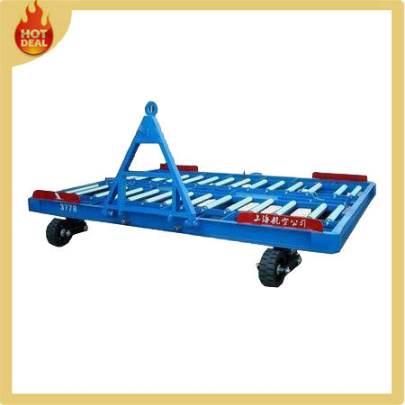 7t Mutli Purposes Airport Container and Pallet Dolly Cart